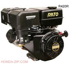 Бензиновый двигатель RATO R420R с понижающим редуктором
