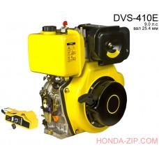 Двигатель дизельный DVS410E с электростартером