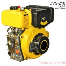 Двигатель дизельный DVS210