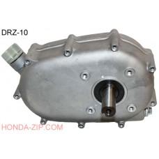 Понижающий редуктор с автоматическим сцеплением GEM DRZ-10 для вала 25мм