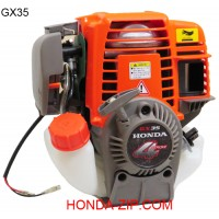 Двигатель HONDA GX35T ST 4 OH копия