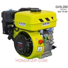 Двигатель бензиновый GVS200