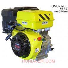 Двигатель бензиновый GVS390E с электростартером