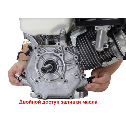 Двигатель HONDA GX160UT2 QX 4 OH вал 19мм шпонка