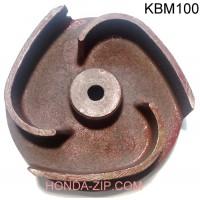 Крыльчатка мотопомпы KENTAVR KBM-100