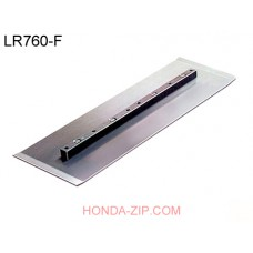 Лопасти затирочные 760 мм финишные 2.5 мм LR760-F под болт
