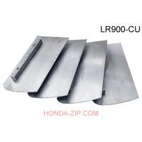 Лопасти затирочные 900 мм комбинированные универсальные 2.5 мм LR900-CU под шпильку