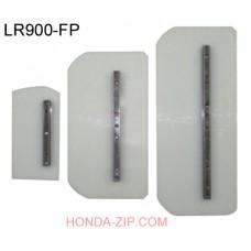 Лопасти затирочные пластиковые 900 мм финишные 3.0 мм LR900-FP под болт