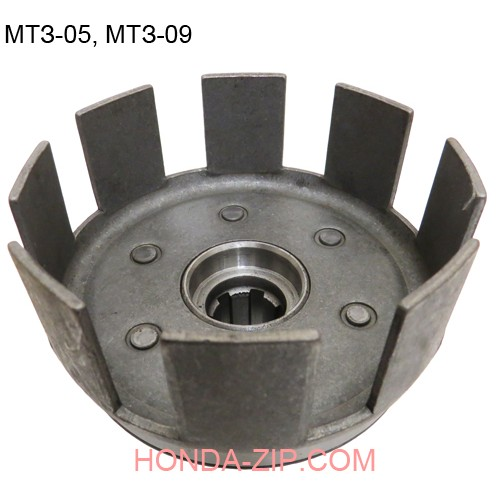 Корзина сцепления для мотоблока Беларус МТЗ-05, МТЗ-09 вал 20мм