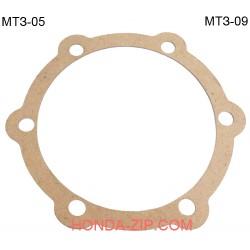 Прокладка фланца промежуточного для мотоблока Беларус МТЗ-05, МТЗ-09