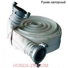 Рукав напорный для мотопомп диаметр 100мм (с гайками)