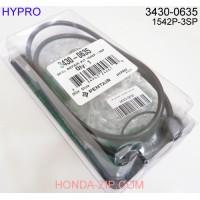 Ремонтный комплект уплотнений мотопомпы HYPRO 3430-0635 / 1542P-3SP