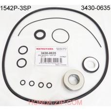 Ремонтный комплект уплотнений для мотопомпы HYPRO 3430-0635 / 1542P-3SP