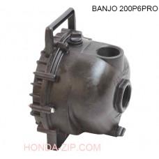 Помпа в сборе BANJO 200P6PRO без двигателя для перекачки КАС для патрубка 50мм