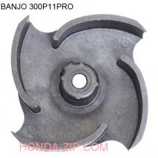Крыльчатка помпы BANJO 300P11PRO для перекачки КАС для патрубка 80мм