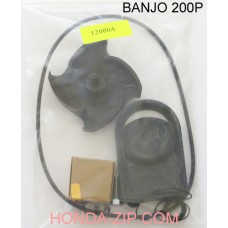 Комплект ремонтный помпы BANJO 200PH BANJO 300PH для перекачки КАС для патрубков 50, 80мм