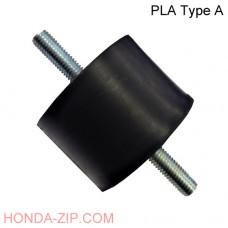 Амортизатор резиновый Shocker PLA 25x25мм тип А