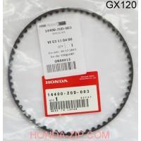 Ремень газораспределительного механизма (ГРМ) HONDA GX100