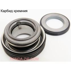 Сальник мотопомпы HYUNDAI HYH 50 карбид кремния для грязной воды (№4)
