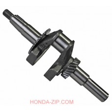 Вал коленчатый для двигателя HONDA GX100V KR BF VN шпонка