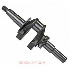 Вал коленчатый для двигателя HONDA GX120 KR S5 шпонка